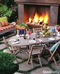 Outdoor Dining Rooms by 30 Backyard Design Ideas Beautiful Yard Inspiration Pictures