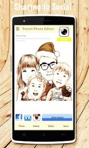 cartoon sketch portrait camera android apps on google play