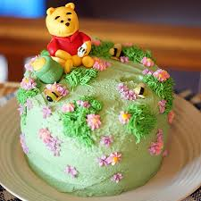 winnie the pooh birthday cake mayhem in the kitchen