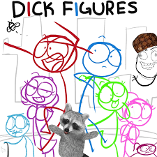 dick figures by banami luv on deviantart
