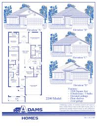 floor plans florida north port adams homes