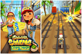 subway surfer mod apk subway surfers sau paulo for android and get unlimited coins