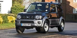 jimmy jeep suzuki suzuki jimny review carwow