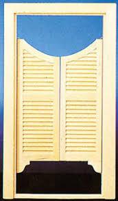 Interior Swinging Doors Swinging Door Cla70134 9 75 Miniature Dollhouses