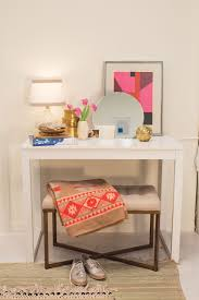 Vanity Table Small Space Furniture Cute Bedroom Designs For Small Spaces Rectangle Shape