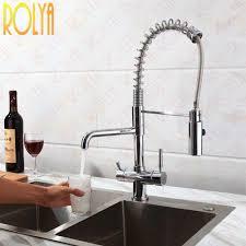 online get cheap gooseneck kitchen faucet aliexpress com