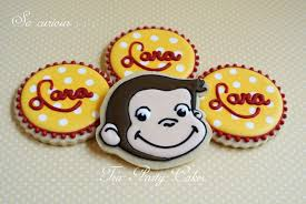 curious george cookies cakecentral