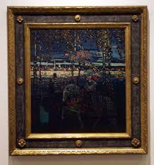 art museums kandinsky at the solomon r guggenheim museum in new