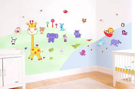 nursery decoration stickers stickers children s enjoyable