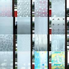 light blocking window film blackout window film toilet window paper window stickers matte