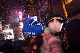 happy new year america times square revelers welcome 2013 with