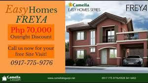 freya camella house model easy homes series promo youtube