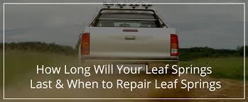 2000 dodge durango leaf springs how to repair leaf springs how will your leaf springs last