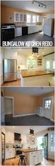 Bungalow Kitchen Design Remodelaholic Modernized Bungalow Kitchen Renovation With