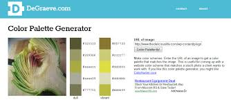 home color palette generator color palette generator eye on design by dan gregory
