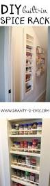Ikea Spice Rack Hack Diy by Best 25 Diy Spice Rack Ideas On Pinterest Diy Projects Spice