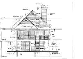 floor plan cad drawn building cad pencil and in color drawn building cad