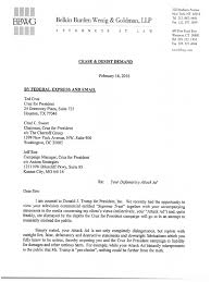 Assist Letter Of Demand Cease And Desist Letter