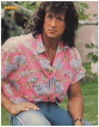 sylvester shirt oh this pink shirt i forgive you sly sly stallone