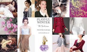 zyla blonde winters your archetype iconogenic zyla pinterest winter deep winter