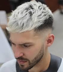 Frisuren Kurze Blond Haare M舅ner by Männer Frisuren Für Haare Frisure Mode