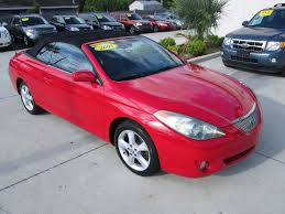 toyota inc rick u0027 s used cars inc 2005 toyota camry solara atlantic