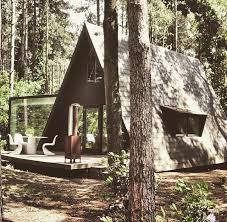 A Frame Lake House Plans by 69 Best A Frame Images On Pinterest Tiny Houses Cabin