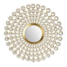 gold mirrored sunburst mirror sunburst mirror decorative