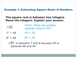estimating square roots worksheet the best and most