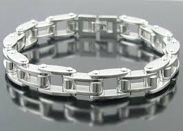 mens black steel bracelet images Stainless steel jewelry for men icedteafairy club jpg