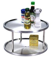 Glass Lazy Susan Turntable by Shop Amazon Com Lazy Susans
