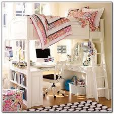 Best  Loft Bed Desk Ideas On Pinterest Bunk Bed With Desk - Loft bunk beds for girls