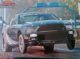 Black Mustang 5 0 Stock 2013 Ford Mustang 5 0l Super Cobra Jet 1 4 Mile Drag Racing