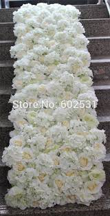 wedding backdrop aliexpress online get cheap wedding artificial flower backdrop aliexpress