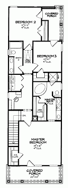 narrow lot house plans small lot house plans modern house