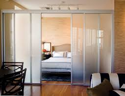 Room Dividers From Ceiling by Sliding Glass Room Dividers Bedroom