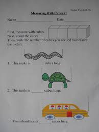 mrs t u0027s first grade class non standard measurement