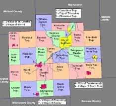 Owosso Mi Map Saginaw County Michigan Familypedia Fandom Powered By Wikia