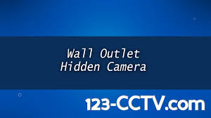 Cool Wall Receptacle Electrical Socket Hidden Camera That Installs In Any Wall Outlet