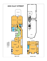 Kerry Campbell Homes Floor Plans by 2255 Clay Street San Francisco Ca 94115 Mls 454730 Pacific