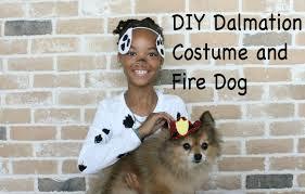 Dalmation Halloween Costume Dalmation Halloween Costume Fireman Dog