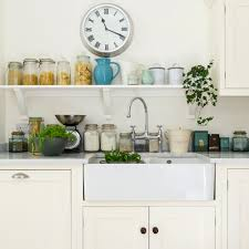 Pics Of Kitchens With White Cabinets White Kitchens Ideal Home