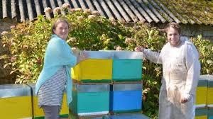 chambre agriculture vannes ploërdut leur chambre dans une ruche au salon de l agriculture