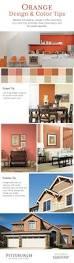 24 best our best orange paint color tips images on pinterest