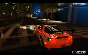 mazda rx7 fast and furious fast and furious mazda rx 7 paintjob download cfgfactory