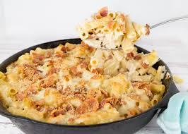 Main Dish Chicken Recipes - chicken alfredo bake joy in every season