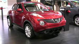 nissan juke engine size 2012 nissan juke sl awd exterior and interior at 2012 montreal