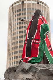 Flag Of Kenya Kenyan Flag The Treasure