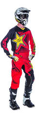 motocross helmet rockstar fly racing motocross jersey pant and gloves sets