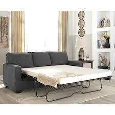 Mattresses For Sofa Sleepers Zeb Sofa Sleeper In Charcoal Nebraska Furniture Mart